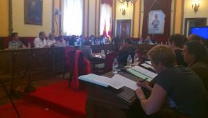 Pleno del Ayuntamiento de Guadalajara - 01.06.16