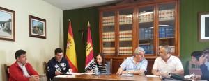 Pleno del Ayuntamiento de Tendilla