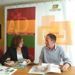 Ciudadanos (C's) valora las iniciativas del programa Leader de ADAC en materia de desarrollo empresarial