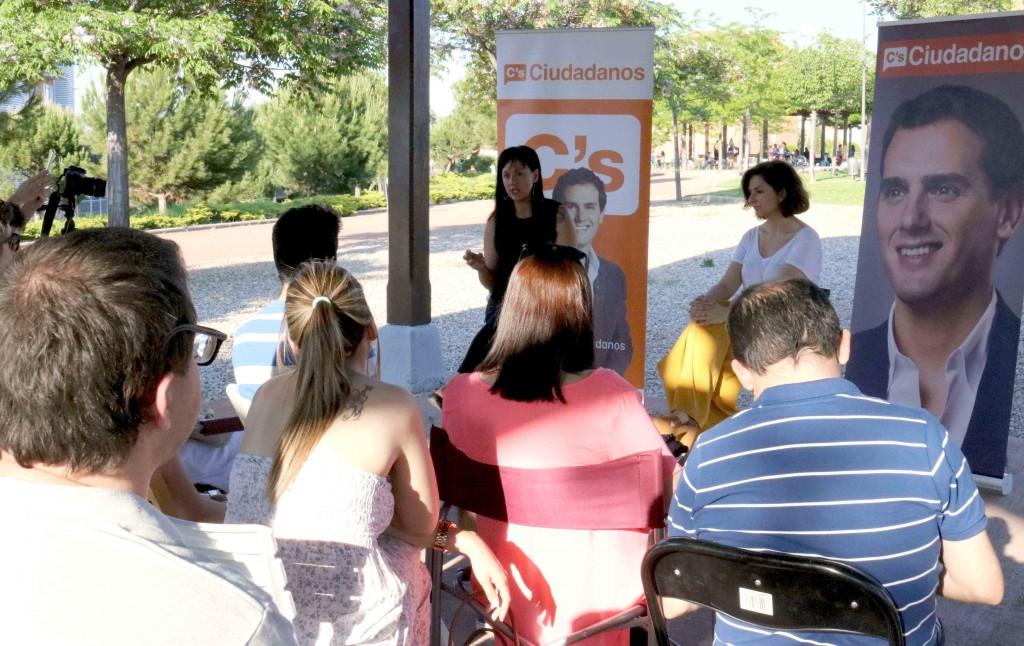 Encuentro con jóvenes de Guadalajara