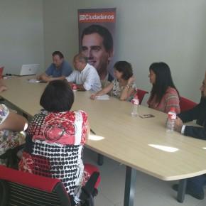 """Francisco Igea (C's): """"Necesitamos garantizar un sistema sanitario universal y sin barreras"""""""
