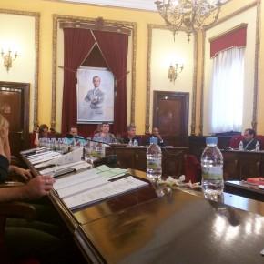 Pleno ordinario del Ayuntamiento de Guadalajara - 01.07.16