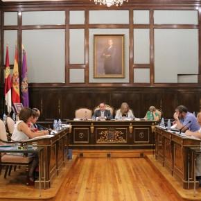 Pleno de la Diputación Provincial de Guadalajara - 22.07.16