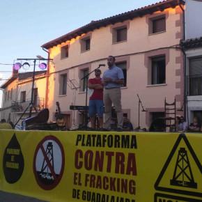 Ciudadanos (C's) Guadalajara apoya a la plataforma anti-fracking en Alcolea del Pinar