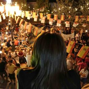 Los concejales de C's en El Casar-Mesones participan en las fiestas de la pedanía
