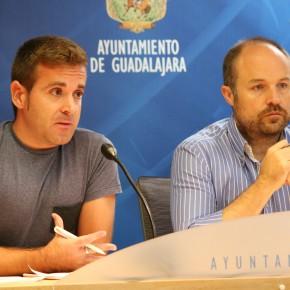 Ángel Bachiller y Alejandro Ruiz