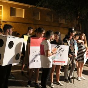 La Agrupación de C's Alovera participa en las fiestas del municipio