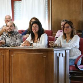 Concejales del Grupo Ciudadanos (C's) en el Ayuntamiento de Azuqueca de Henares