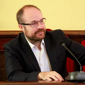 """Alejandro Ruiz: """"El Gobierno de Castilla-La Mancha necesita estabilidad para tener la capacidad de poner en marcha las medidas que la Región"""""""