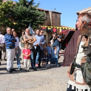 Ciudadanos (C's) Guadalajara apoya la Feria Medieval en Atienza