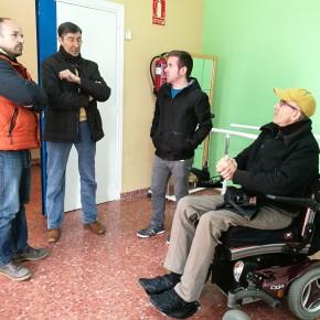 C's Guadalajara se reúne con ADISFIGU para conocer la situación en la que se encuentra este colectivo