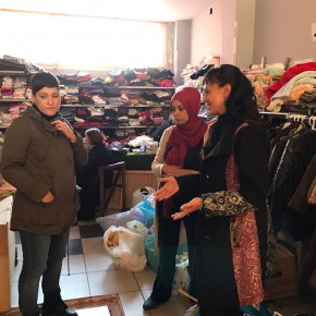 Ciudadanos (C's) Azuqueca apoya la campaña de recogida de juguetes y ropa de la asociación local 'Ciudadanos Solidarios'