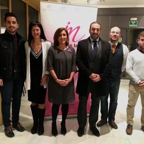 C's Guadalajara participa en el acto contra la violencia de género
