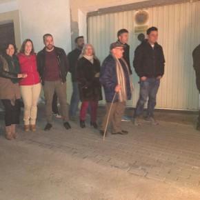 Ciudadanos participa en las tradicionales hogueras de la Virgen de la Inmaculada