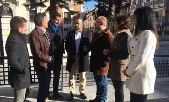 13.01.2017 Ciudadanos Guadalajara baja partido Diputación Guadalajara