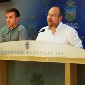 Ciudadanos (C's) Guadalajara  pide al equipo de Gobierno que reaccione ante la quema de contenedores de las últimas semanas