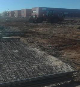 C's Alovera pide al Ayuntamiento que acondicionen el firme de los parkings del municipio