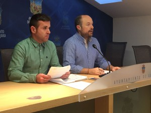 25.01.2017 Alejandro Ruiz y Ángel Bachiller Cs Guadalajara