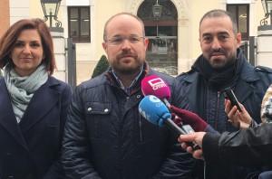 26.01.2017 Orlena de Miguel, Alejandro Ruiz y Antonio De Lamo