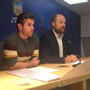 """Alejandro Ruiz: """"Este equipo de Gobierno no puede olvidar que tiene un compromiso con Ciudadanos que debe cumplir"""""""