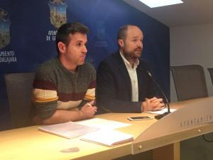 23.02.2017 Alejandro Ruiz y Angel Bachiller en rueda de prensa