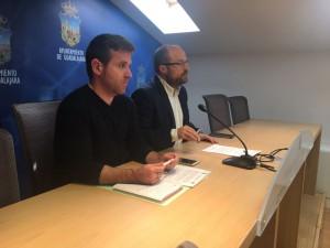 01.03.2017 Ciudadanos Guadalajara en rueda de prensa