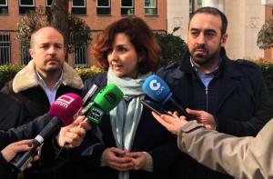 06.03.2017 Alejandro Ruiz, Orlena De Miguel, Antonio De Lamo
