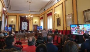 Presentación candidatura de Guadalara como Ciudad Europea del Deporte