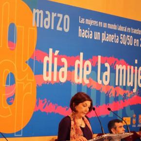 C's Guadalajara participa en los actos conmemorativos del Día Internacional de la Mujer Trabajadora