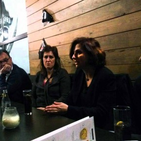 Ciudadanos (Cs) celebra un encuentro con afiliados y simpatizantes de Guadalajara