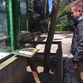 Cs Guadalajara reclama un 'esfuerzo mayor' por parte del Equipo de Gobierno para mejorar el zoo de la ciudad