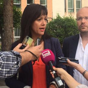 """Silvia García: """"La transparencia debe demostrarse con hechos, de nada sirve aprobar mociones en el Pleno si luego en el día a día se actúa de forma contraria a esa votación"""""""