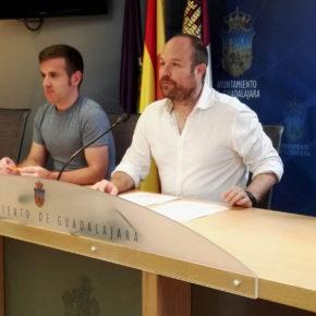 """Alejandro Ruiz: """"Con la llegada de Cs al Ayuntamiento de Guadalajara han cambiado las prioridades de inversión del Equipo de Gobierno"""""""