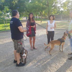 Ciudadanos Azuqueca pide al Equipo de Gobierno que cumpla con las mociones y dé uso al servicio canino en las ferias del municipio