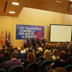 Cs Guadalajara participa en los actos contra la violencia de género