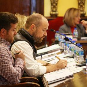 El Ayuntamiento de Guadalajara apoya las reclamaciones de Jusapol a petición de Ciudadanos