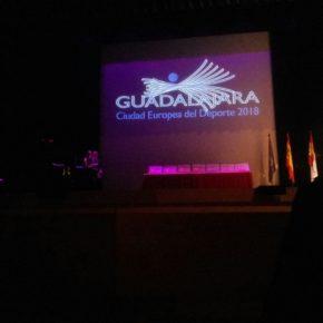 Ciudadanos asiste a la Gala de Ciudades Europeas del Deporte celebrada en Guadalajara