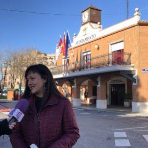 """Silvia García: """"La falta de ideas, y de iniciativa de Gobierno del PSOE enAzuqueca es tal, que tiene que presentar iniciativas de la oposición como propias"""""""