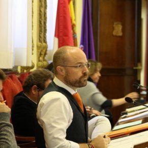 Ciudadanos (Cs) pone de manifiesto el 'insuficiente' sistema de recogida de residuos en el entorno del bulevar Clara Campoamor