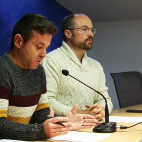 Ciudadanos denuncia el trato 'desigual' en la concesión de subvenciones del Ayuntamiento de Guadalajara