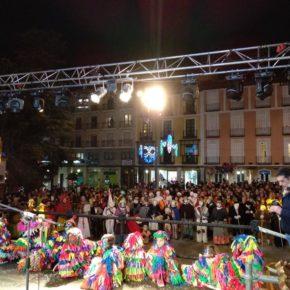 Ciudadanos participa en los diferentes actos del carnaval de Guadalajara