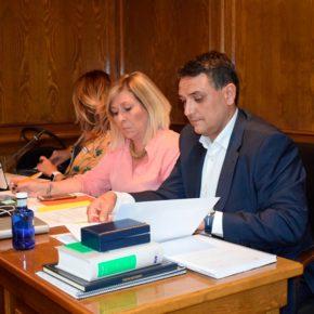 Cs Alovera lamenta que el PP diga que bajaría los impuestos en rueda de prensa pero una semana después en el pleno vote en contra
