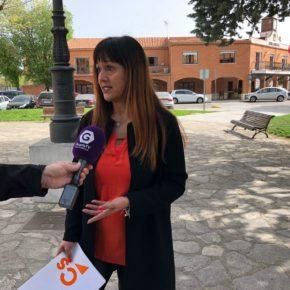 """Silvia García: """"A la tercera fue la vencida. Ahora el Gobierno del PSOE tiene que hacer una buena gestión de los EDUSI si queremos que realmente sea beneficiosos para Azuqueca"""""""