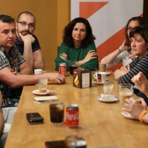 El grupo local Cs Torrejon del Rey se presenta con un café ciudadano sobre seguridad en la urbanización Las Castillas