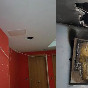 """Silvia García: """"El 5 de febrero solicitamos una comisión para investigar la situación de los pisos en la calle Navarrosa"""""""