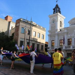 Cs celebra el orgullo LGTBI en Guadalajara