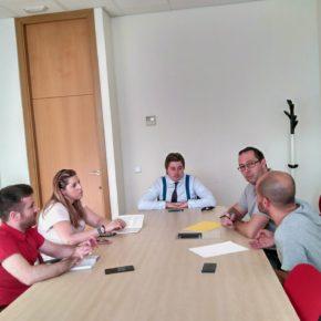 La Junta directiva local de Ciudadanos Guadalajara se reúne para planificar las acciones para las próximas semanas