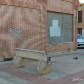 Cs Azuqueca lamenta que la limpieza de las calles no sea una prioridad para el equipo de Gobierno socialista