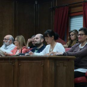 """Silvia García: """"El PSOE ha optado por traer a pleno la modificación de tasas sin dar la documentación a la oposición en un nuevo ejercicio de irresponsabilidad política"""""""