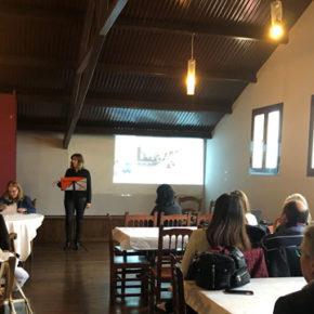"""Almudena Sanz: """"Para Ciudadanos la educación es un pilar fundamental de la sociedad. Queremos hacer todo lo posible por buscar mejoras a los servicios educativos a nivel local"""""""